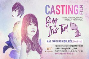 Tuyển diễn viên cho dự án phim sitcom 'Bông Iris tím'
