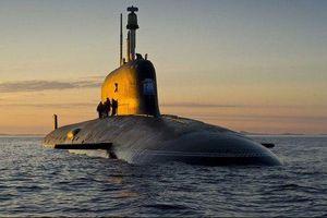 Tàu ngầm hạt nhân Nga Novosibirsk mang theo nhiều vũ khí 'khủng'