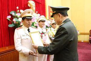 Giám đốc Công an TP Hải Phòng được thăng cấp hàm Thiếu tướng