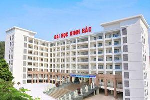 Bắt giam nữ phó hiệu trưởng Trường ĐH Kinh Bắc