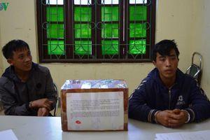 Bắt 2 đối tượng vận chuyển 7kg thuốc phiện, 600 viên ma túy tổng hợp