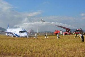 Diễn tập xử lý tình huống khẩn nguy sân bay tại Lâm Đồng