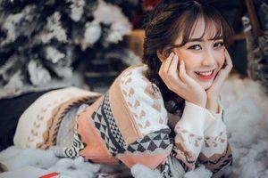 Cô gái Nam Định 'gieo thương nhớ' với đôi mắt to tròn