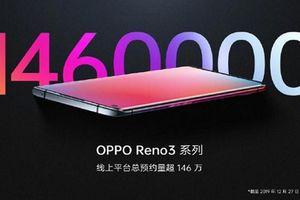 OPPO Reno3 và Reno3 Pro vượt 1.46 triệu lượt người quan tâm
