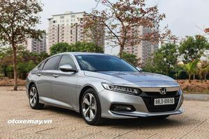 Honda Accord thế hệ mới – sedan lịch lãm cho người thích lái