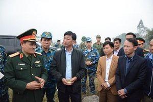 Khởi công xây dựng tường rào bảo vệ sân bay Miếu Môn