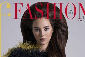 Hoa hậu Hoàn vũ Catriona Gray đẹp bí ẩn trong thiết kế của Tuyết Lê