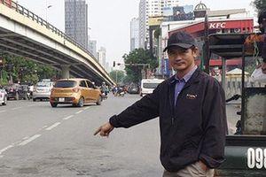 Quyết định không khen thưởng 2 công dân cùng cứu người dưới gầm xe Mercedes gây tai nạn kinh hoàng rồi bốc cháy ở Hà Nội