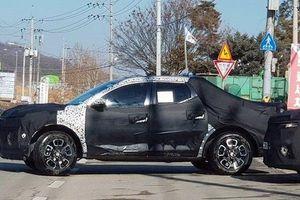Bán tải Hyundai Santa Cruz: Có thêm nhiều bất ngờ, khác biệt so với bản concept