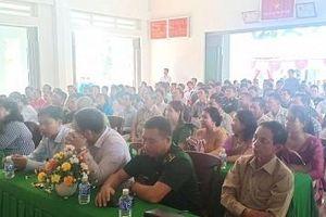 Thắt chặt tình đoàn kết hữu nghị Việt Nam – Campuchia
