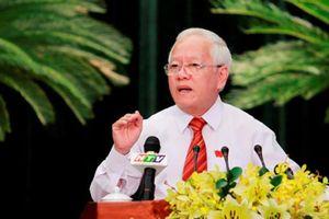 Bộ Công an kiến nghị 'kỷ luật hành chính nghiêm khắc' nguyên Chủ tịch UBND TP. HCM Lê Hoàng Quân