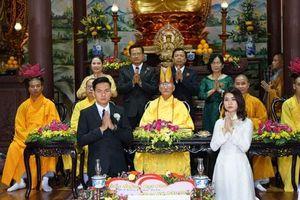 Đà Nẵng : Chùa An Phước tổ chức lễ hằng thuận cho Phật tử