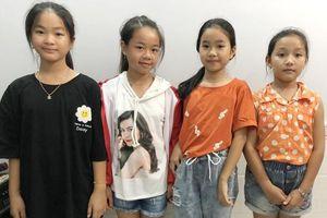 4 học sinh ở Phú Quốc trả lại ví cho người đánh rơi
