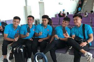 U23 Việt Nam đổ bộ Thái Lan, sẵn sàng cho VCK U23 châu Á