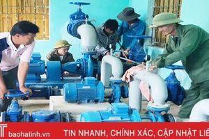 Nước sạch 'phủ sóng' nông thôn Hà Tĩnh