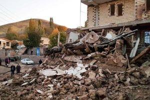 Động đất có độ lớn 5,8 ở Đông Bắc Iran, chưa có thông tin thương vong