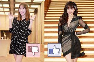 Không phải đồ ôm sát, chính kiểu dáng váy này đã khiến Hari Won như bầu bí mấy tháng, các chị em nên nhìn mà tránh khẩn trương