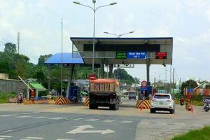 Không thu phí giao thông tại các trạm BOT đường 768 trong dịp Tết