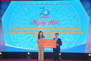 Tự hào truyền thống sinh viên Đại học Thái Nguyên