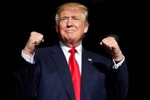 Donald Trump tuyên bố, Bắc Kinh im lặng, cú đột biến ở Mỹ