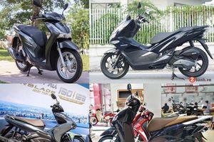 Bảng giá xe máy Honda mới nhất tháng 1/2020