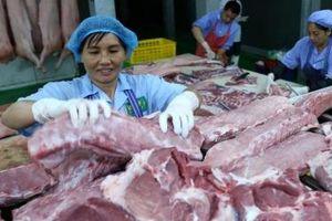 Thịt lợn nhập khẩu đổ dồn về Việt Nam dịp cuối năm
