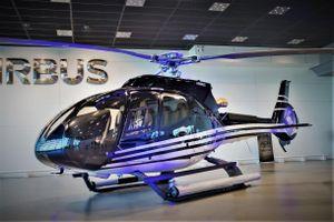 Không chỉ siêu xe, Aston Martin còn sản xuất cả máy bay trực thăng