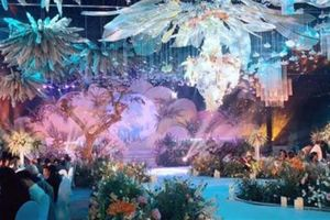 Đám cưới khủng ở Quảng Ninh: Chi phí 54 tỷ đồng?