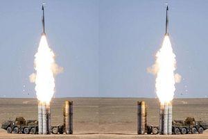 Mãn nhãn tên lửa S-300 lượn vòng cực đẹp, diệt gọn mục tiêu
