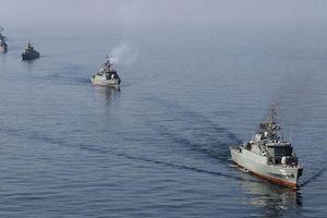 Iran cáo buộc Mỹ âm mưu phá hoại cuộc tập trận chung với Nga và Trung Quốc