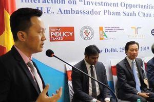 Triển vọng sáng gọi vốn Ấn Độ vào Việt Nam