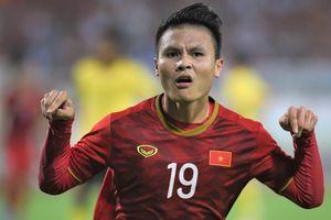 AFC: 'Quang Hải là một trong những cái tên đình đám nhất giải'