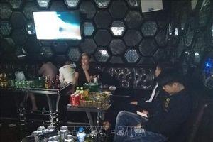 Đề nghị khởi tố vụ án tàng trữ trái phép ma túy trong quán karaoke tại Hải Dương