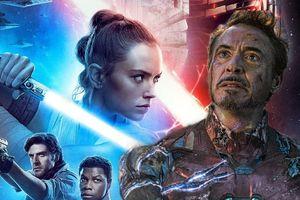 Phân tích hai cái kết tương đồng của Endgame và Star Wars: The Rise of Skywalker