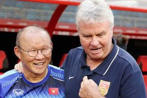 Danh thủ Hwang Sun Hong: 'HLV Park mang trong mình DNA Guus Hiddink'