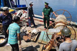 Đạo chích 'ngụp lặn' ở Âu thuyền, Cảng cá Thọ Quang