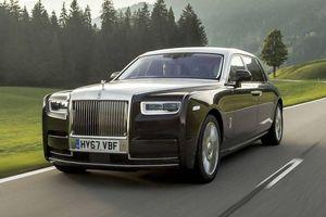 Bảng giá xe Rolls-Royce mới nhất tháng 1/2020: Phantom EWB siêu sang giá hơn 54 tỷ đồng