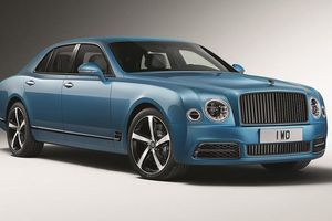 Bảng giá xe Bentley mới nhất tháng 1/2020: Bentley Mulsanne giá từ 307.000 USD