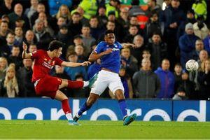 Liverpool 1-0 Everton: Siêu phẩm định đoạt kêt cục