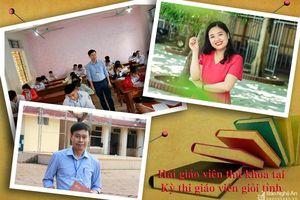 Chân dung 2 thủ khoa tại kỳ thi giáo viên giỏi tỉnh Nghệ An