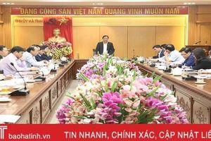 Rà soát, đánh giá thực chất, giải thể các HTX hoạt động yếu kém ở Hà Tĩnh