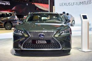 Lexus LS 500h bản đặc biệt chốt giá 7,83 tỷ đồng tại Việt Nam