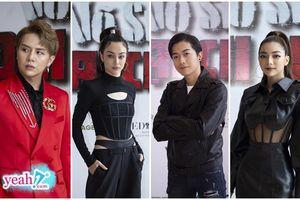 Cris Phan, Duy Khánh, Mlee rủ nhau đi đóng phim hành động 'Võ sinh đại chiến'