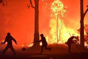 Australia tăng cường đề phòng cháy rừng lớn quay trở lại