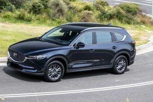 Mazda CX-8 Deluxe: SUV 7 chỗ có giá dưới 1,1 tỷ đồng