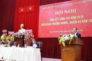 Xây dựng, phát triển thương hiệu cao su Việt Nam