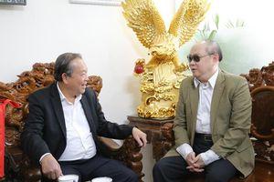 Phó Thủ tướng Thường trực Trương Hòa Bình thăm, tặng quà ở Quảng Nam, Đà Nẵng