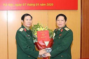 Thủ tướng điều động 5 tướng lĩnh quân đội nhận nhiệm vụ mới
