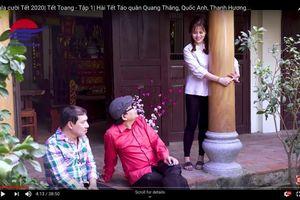 Phim hài 'Tết Toang' bị tố vi phạm bản quyền