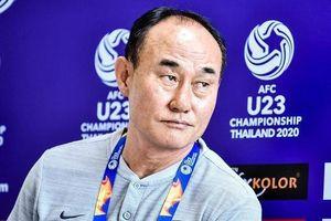 HLV Hàn Quốc nhắc phóng viên tôn trọng U23 Trung Quốc